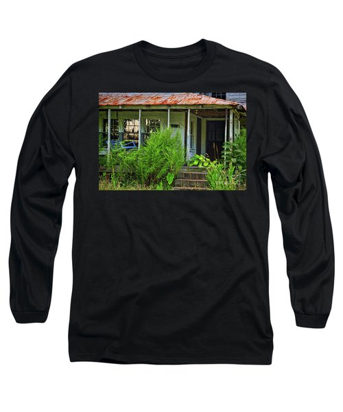 Old Blue Swing Long Sleeve T-Shirt