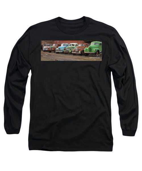Old Buddies Long Sleeve T-Shirt