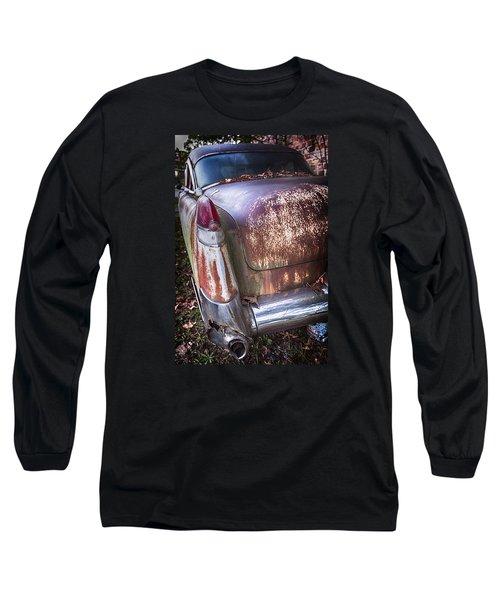 Old Caddy Long Sleeve T-Shirt
