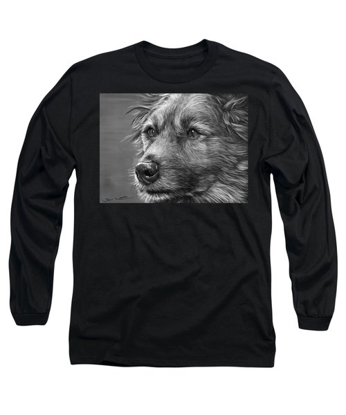Old Charlie Long Sleeve T-Shirt