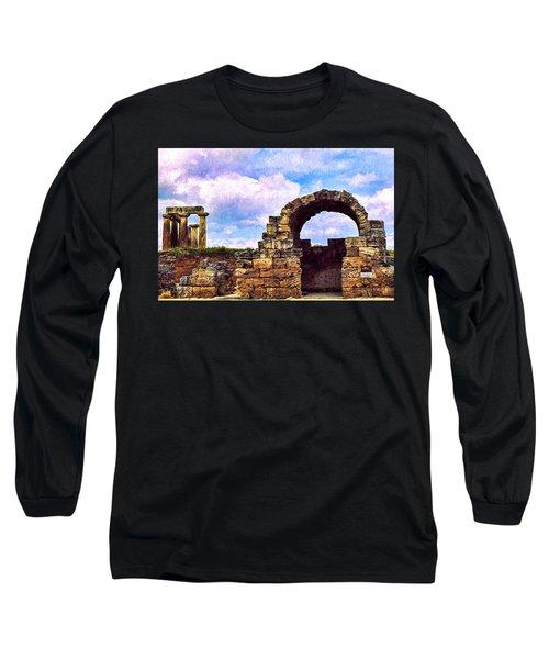 Old Corinth Shop Long Sleeve T-Shirt