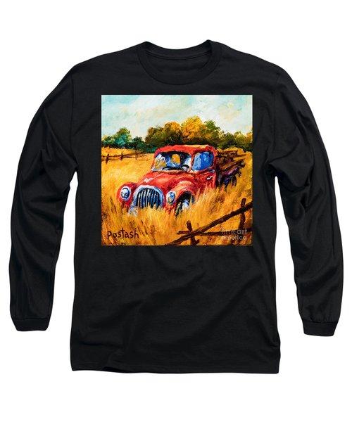 Old Friend Long Sleeve T-Shirt