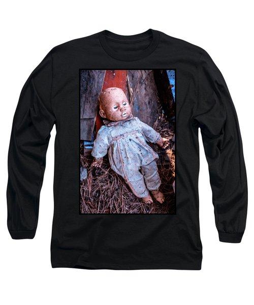 Old Doll Long Sleeve T-Shirt
