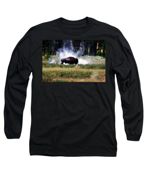Old Dusty Long Sleeve T-Shirt