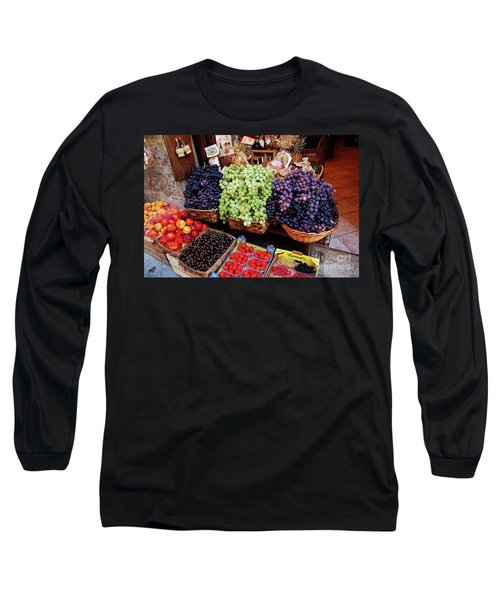 Old Fruit Store Long Sleeve T-Shirt
