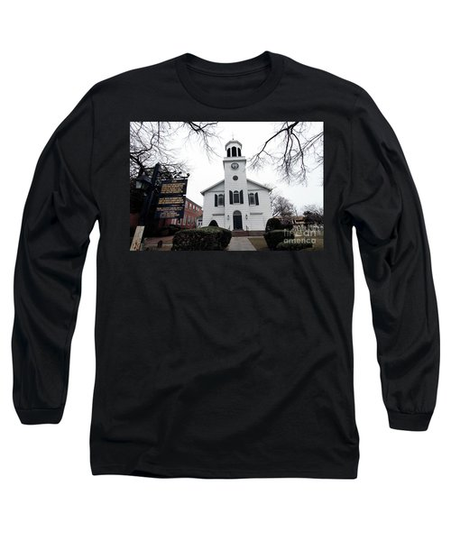 St. Georges Church Episcopal Anglican Long Sleeve T-Shirt