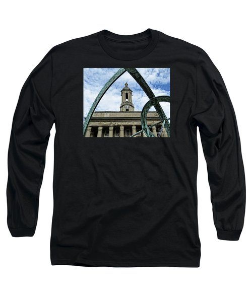 Old Main Thru The Turtle Long Sleeve T-Shirt
