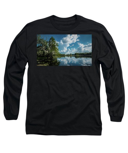 Old Man River Long Sleeve T-Shirt