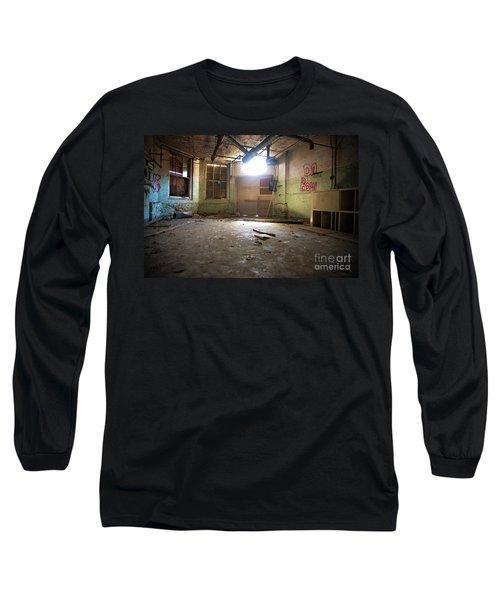 Old Paint Shop Long Sleeve T-Shirt