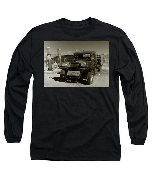 Old Pickup Truck 1927 - Vintage Photo Art Print Long Sleeve T-Shirt