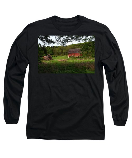 Old Red Barn 2 Long Sleeve T-Shirt
