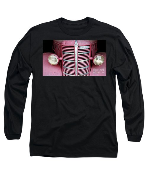 Long Sleeve T-Shirt featuring the photograph Old Red by Stephen Mitchell