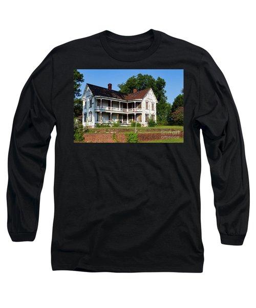 Old Shull Mansion Long Sleeve T-Shirt