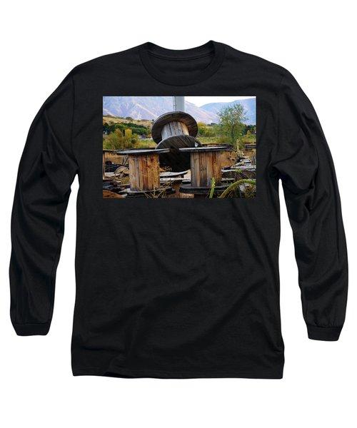 Old Spool Long Sleeve T-Shirt