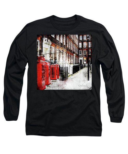 Old Square Long Sleeve T-Shirt
