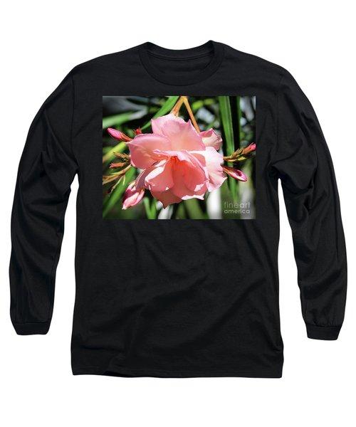 Oleander Mrs. Roeding 3 Long Sleeve T-Shirt by Wilhelm Hufnagl