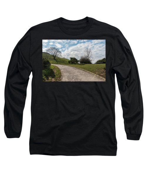 Olimpia Park. Munich Long Sleeve T-Shirt