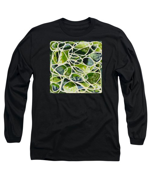 Olive Pot Long Sleeve T-Shirt