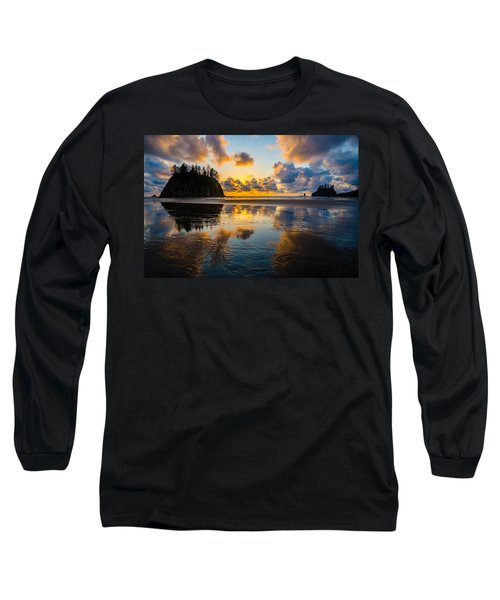 Olympic Sunset Glow Long Sleeve T-Shirt