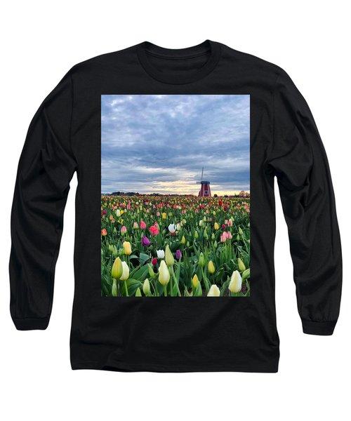 Ominous Spring Skies Long Sleeve T-Shirt