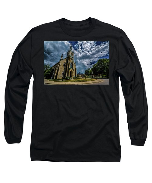 On Guard For Thee Long Sleeve T-Shirt