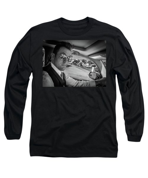 On His Way To Be Wed... Long Sleeve T-Shirt