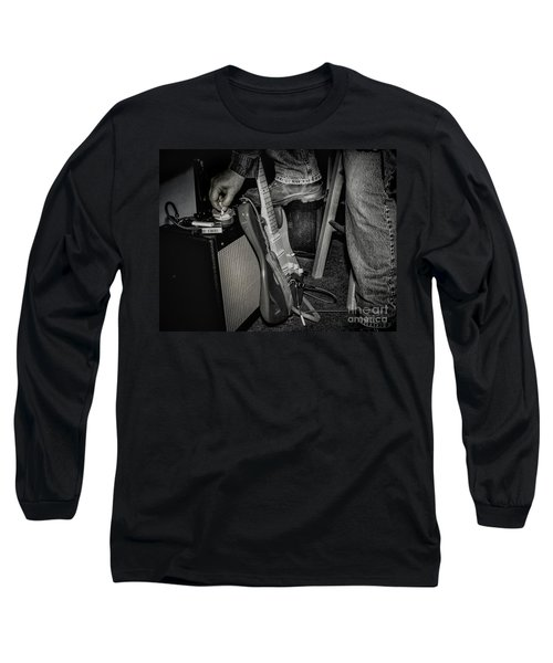 On In Two Minutes Long Sleeve T-Shirt by Robert Frederick
