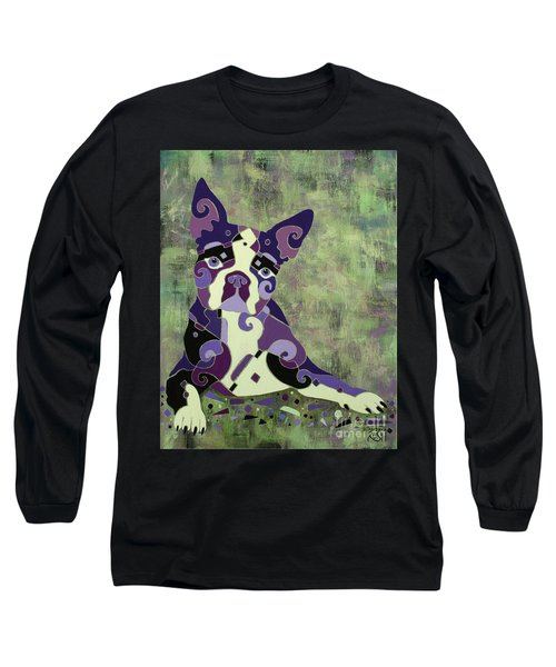On Stand By Long Sleeve T-Shirt