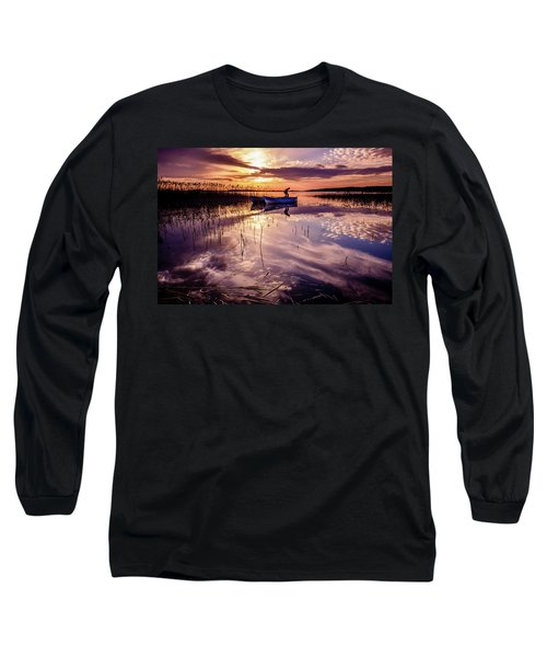 On The Boat Long Sleeve T-Shirt