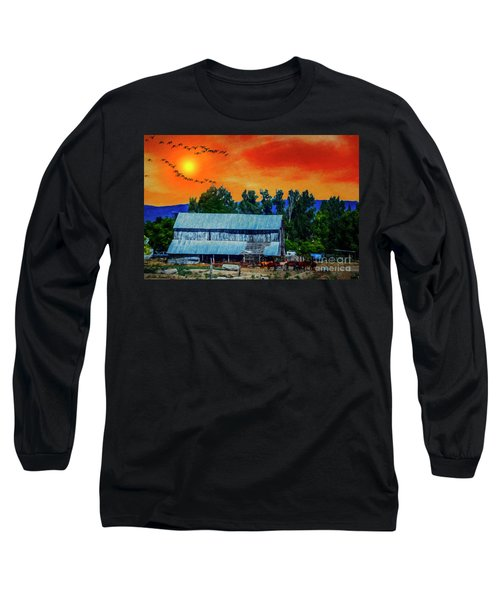 On The Farm II Long Sleeve T-Shirt