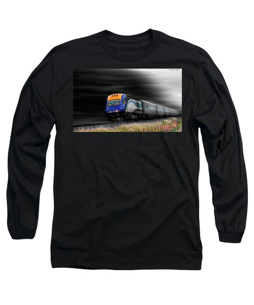 On The Move 01 Long Sleeve T-Shirt