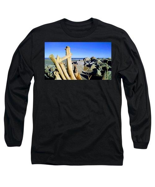 On The Rocks Long Sleeve T-Shirt