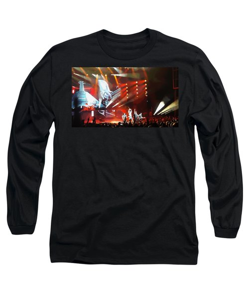 On The Stage Long Sleeve T-Shirt