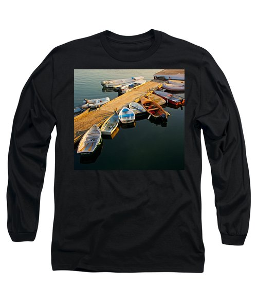 On The Waterfront IIi Long Sleeve T-Shirt