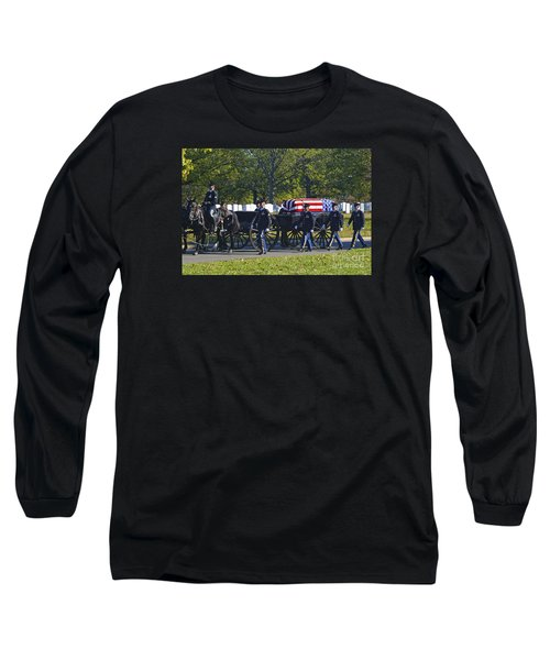 On Their Way To Rest Long Sleeve T-Shirt by Paul W Faust -  Impressions of Light