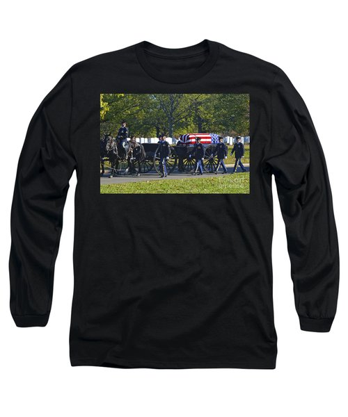 On Their Way To Rest Long Sleeve T-Shirt