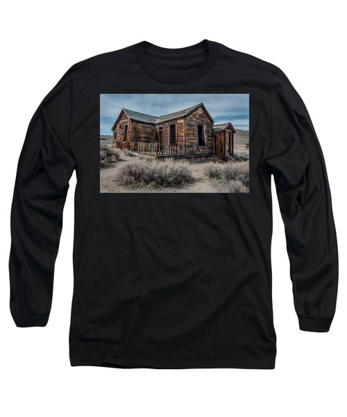 Once A Home Long Sleeve T-Shirt by Ralph Vazquez