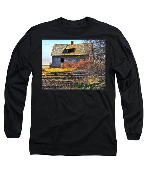 Once A Lovely Home Long Sleeve T-Shirt