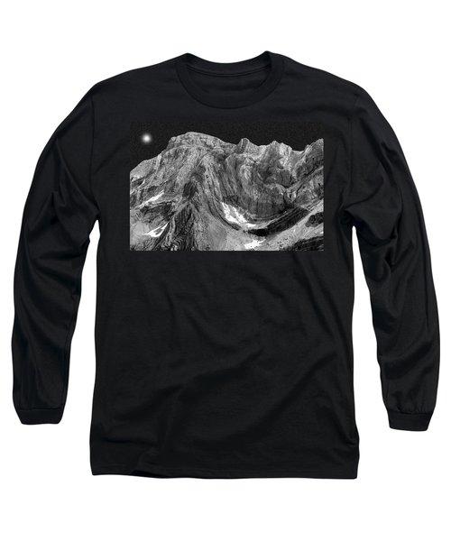 Ondule Plisse Long Sleeve T-Shirt
