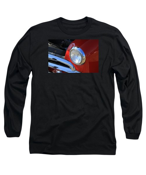 One Headlight Long Sleeve T-Shirt