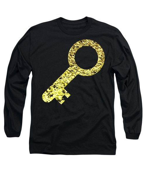 One Key One Heart 2 Long Sleeve T-Shirt