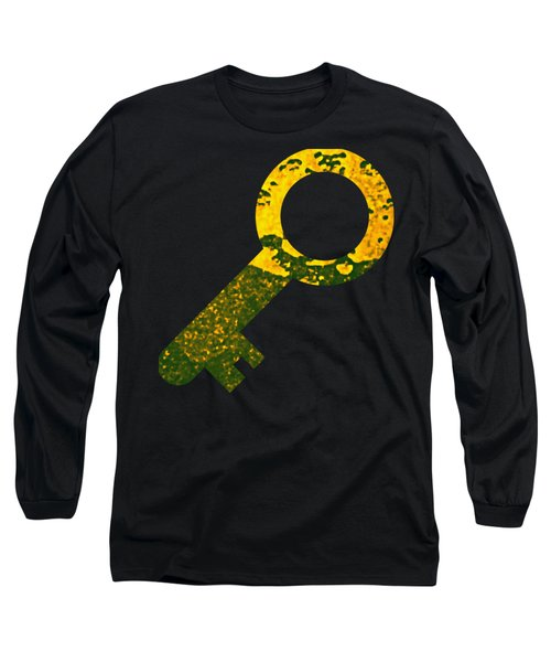 One Key One Heart Long Sleeve T-Shirt