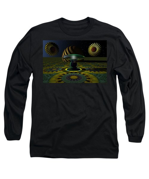 One Last Dream Before Dawn Long Sleeve T-Shirt