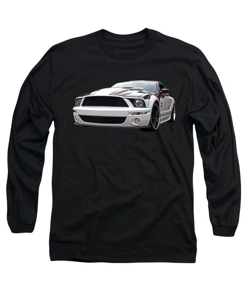 One Of A Kind Mustang Long Sleeve T-Shirt