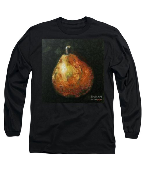 One Pear Long Sleeve T-Shirt