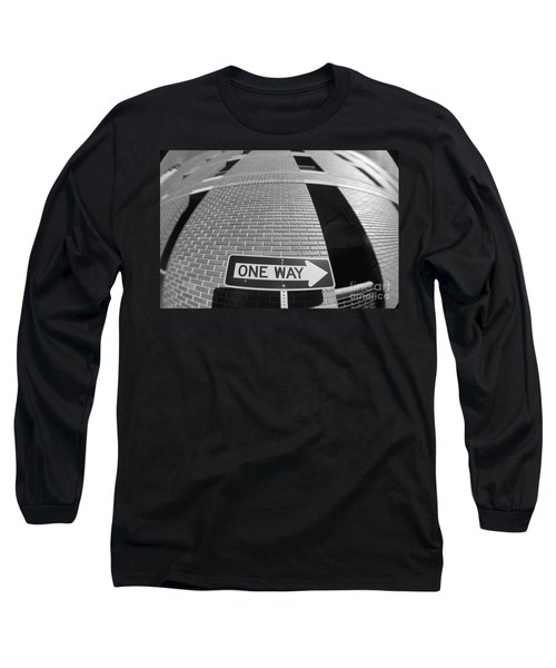 One Way Or Another Long Sleeve T-Shirt