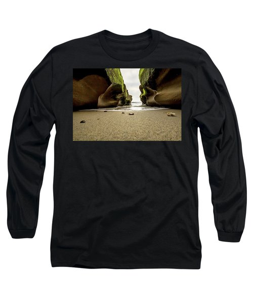 Only At Low Tide Long Sleeve T-Shirt