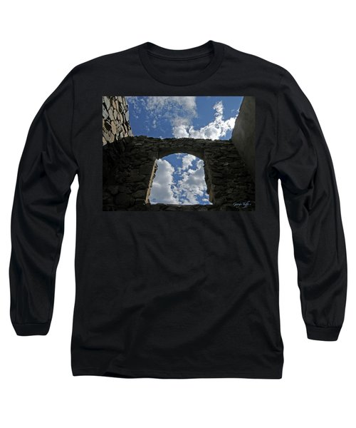 Open To The Sky Long Sleeve T-Shirt