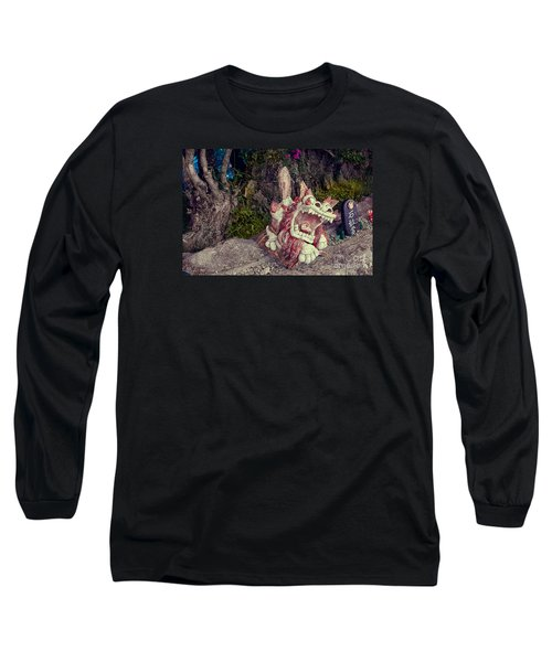 Open Up And Say Ahhh Long Sleeve T-Shirt