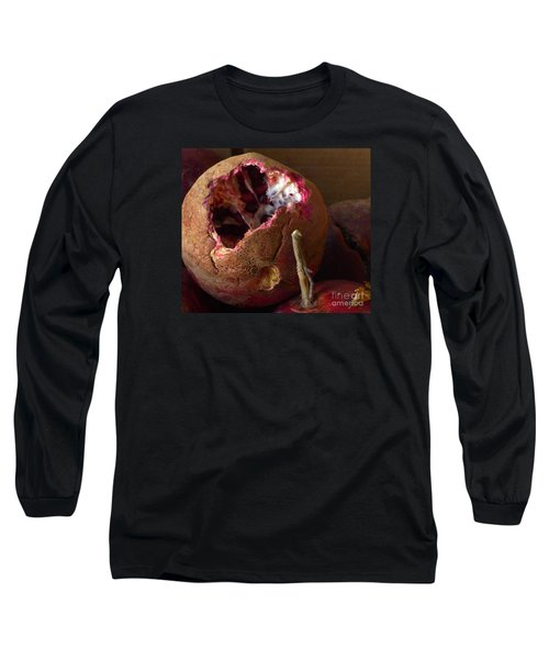 Long Sleeve T-Shirt featuring the photograph Opening II  by Nora Boghossian